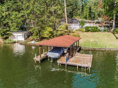 Milledgeville GA Waterfront For Sale: $325,000