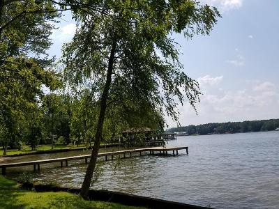 Waterfront For Sale: Lot 70 Lake Crest Drive