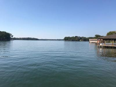 Milledgeville GA Waterfront For Sale: $100,000