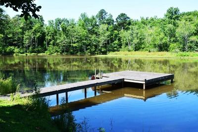 Milledgeville GA Waterfront For Sale: $89,995