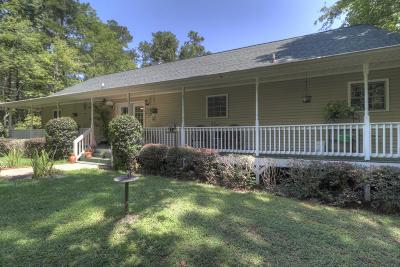 Sparta GA Waterfront For Sale: $369,900