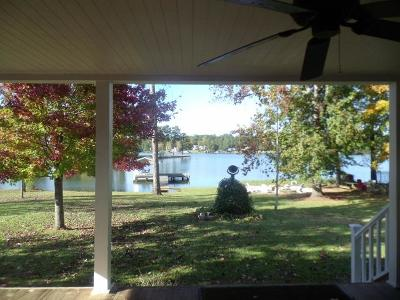 Milledgeville GA Waterfront For Sale: $440,000