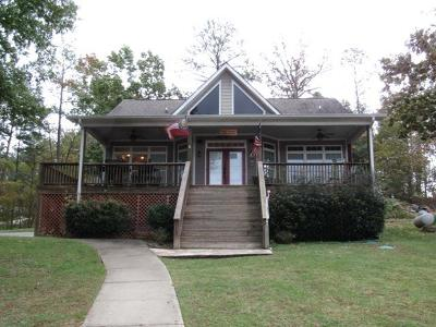 Sparta GA Waterfront For Sale: $395,000