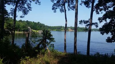 Sparta GA Waterfront For Sale: $149,500