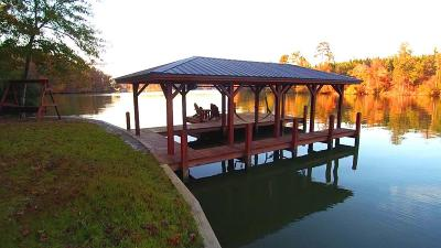 Sparta GA Waterfront For Sale: $109,000
