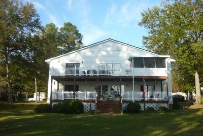 Milledgeville GA Waterfront For Sale: $373,000