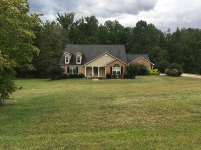 Single Family Home Pending: 120 Crystal Ridge Dr NW