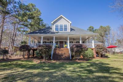 Eatonton GA Waterfront For Sale: $799,900