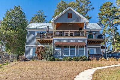 Milledgeville GA Waterfront For Sale: $519,000