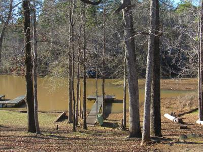 Waterfront For Sale: Lt 127 Oconee Drive