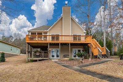 Eatonton GA Waterfront For Sale: $389,000