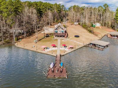Eatonton GA Waterfront For Sale: $515,000