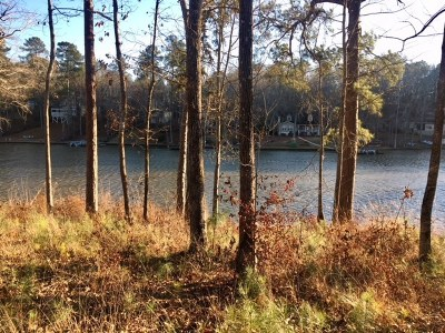 Eatonton GA Waterfront For Sale: $129,900