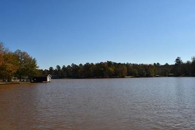 Milledgeville GA Waterfront For Sale: $128,900