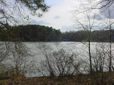Waterfront For Sale: Lot 130 Lake Crest Drive