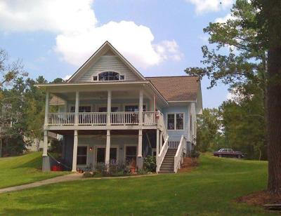Eatonton GA Waterfront For Sale: $469,000
