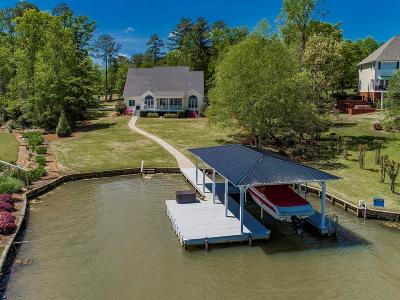 Milledgeville GA Waterfront For Sale: $650,000