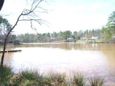 Sparta GA Waterfront For Sale: $165,000