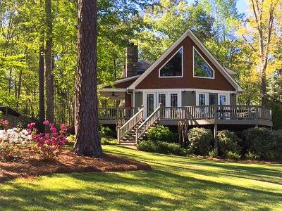 Eatonton GA Waterfront For Sale: $598,405