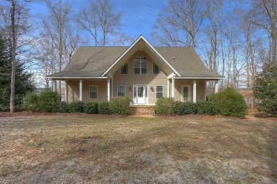 Sparta GA Waterfront For Sale: $479,000