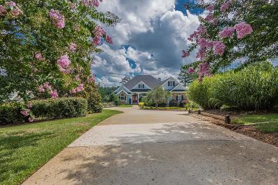 Milledgeville GA Waterfront For Sale: $659,900