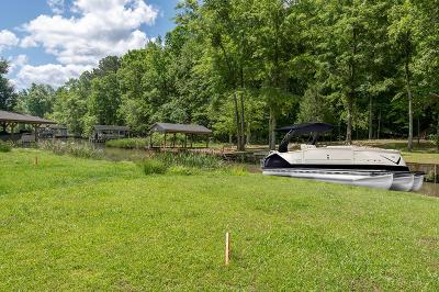 Waterfront For Sale: 554 Rockville Springs Drive