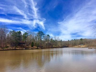 Eatonton GA Waterfront For Sale: $165,000