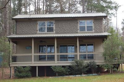 Milledgeville GA Waterfront For Sale: $349,000