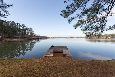 Milledgeville GA Waterfront For Sale: $199,000