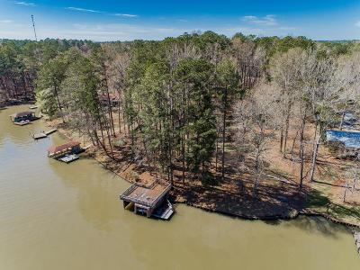 Milledgeville GA Waterfront For Sale: $335,000