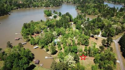 Milledgeville GA Waterfront For Sale: $117,500
