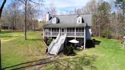 Eatonton GA Waterfront For Sale: $575,000