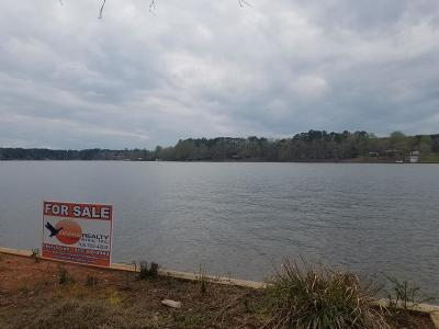 Sparta GA Waterfront For Sale: $130,000