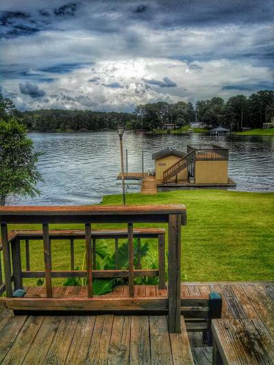 Sparta GA Waterfront For Sale: $147,500