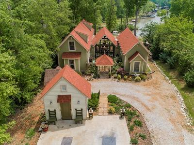 Eatonton GA Waterfront For Sale: $459,000