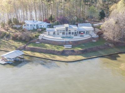 Eatonton GA Waterfront For Sale: $765,000