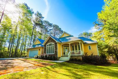 Milledgeville GA Waterfront For Sale: $459,900