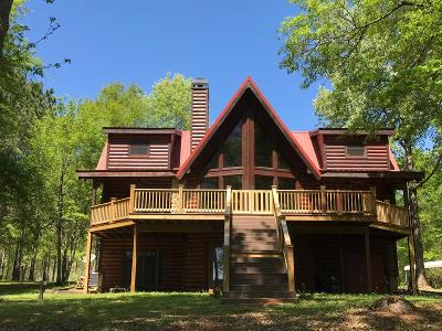 Sparta GA Waterfront For Sale: $415,000