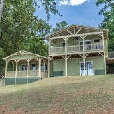 Milledgeville GA Waterfront For Sale: $475,000
