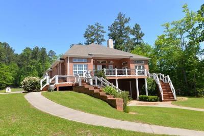 Eatonton GA Waterfront For Sale: $799,000
