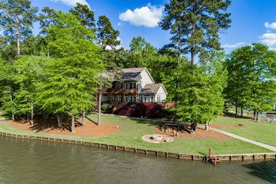 Waterfront For Sale: 655 A-1 Sandy Run Drive