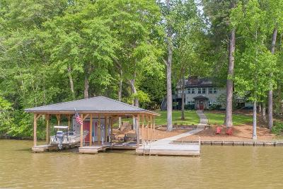 Milledgeville GA Waterfront Under Contract: $445,000
