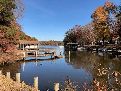 Eatonton GA Waterfront For Sale: $120,000