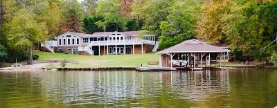 Eatonton GA Waterfront For Sale: $699,900