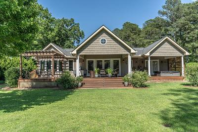 Milledgeville GA Waterfront For Sale: $597,000