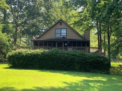 Waterfront For Sale: 104 Cedar Springs Point