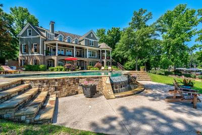 Milledgeville GA Waterfront For Sale: $1,295,000