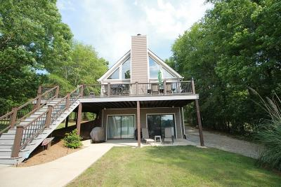 Sparta GA Waterfront For Sale: $428,500