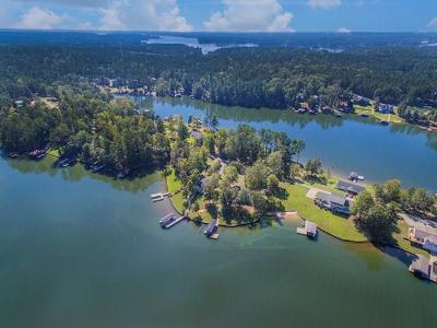 Waterfront For Sale: 2266 Oconee Dr
