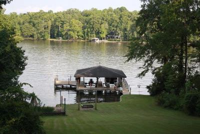 Milledgeville GA Waterfront For Sale: $599,000